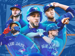 An image posted to social media by the Toronto Blue Jays.