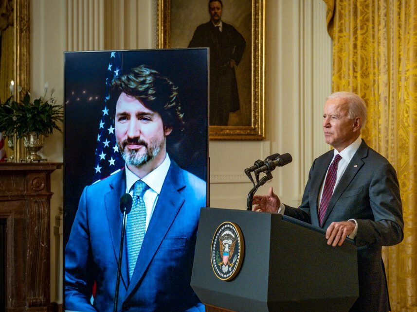 GOLDSTEIN: A new hope? Biden says he'll help free Canada's two Michaels