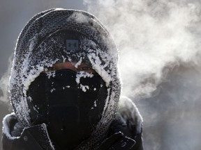 We'll need to bundle up for a few cold snaps this winter, says Accuweather.
