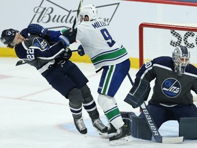 FRIESEN: Jets down Canucks, jum…