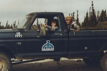 Kerrie Ann Brown is seen spending time with her childhood friend Nicole Zahorodny, one of the last people to ever seen Brown alive. Kerrie Ann Brown was just 15-years-old on the evening of Oct. 16, 1986 when she went to a house party in Thompson with her close friend Nicole Zahorodny.