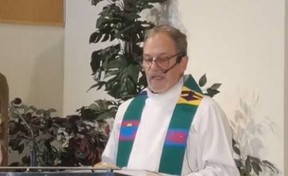 A video has surfaced of Catholic Priest Father Rhéal Forest stating during a sermon that many residential school survivors had positive experiences, and claiming some survivors have lied about sexual abuse to get money from the government.