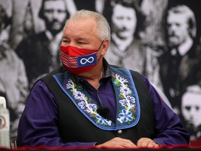 Manitoba Metis Federation (MMF) President David Chartrand says he is happy to see that Prime Minister Justin Trudeau and the federal Liberals will remain in power in Canada, because of how strong he said the relationship continues to be between MMF and the Liberals.