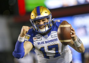 That he was able to even take part in the 2019 Grey Cup and celebrate this  touchdown pass, Chris Streveler's recovery from an ankle injury was maybe the most fascinating part of the team's championship ru.