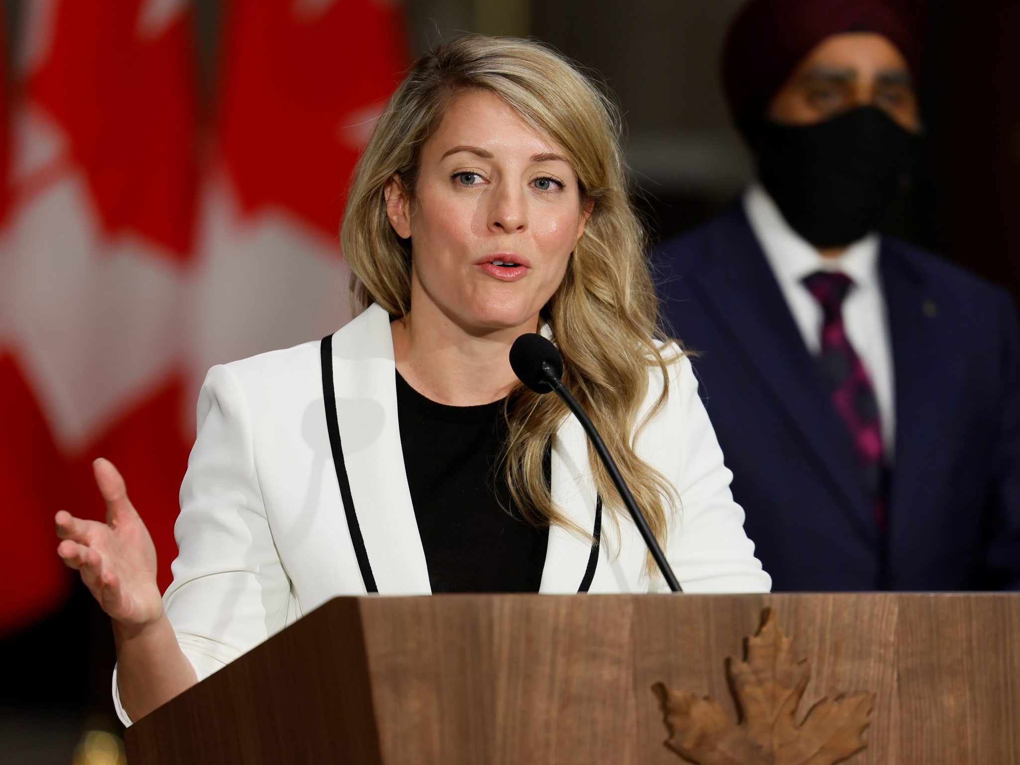 LILLEY: Joly is latest face of Trudeau's feckless foreign policy