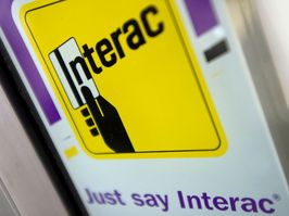 In the 2019 fiscal year, Interac's e-Transfer system logged approximately 486 million transactions that were worth around $169 billion.